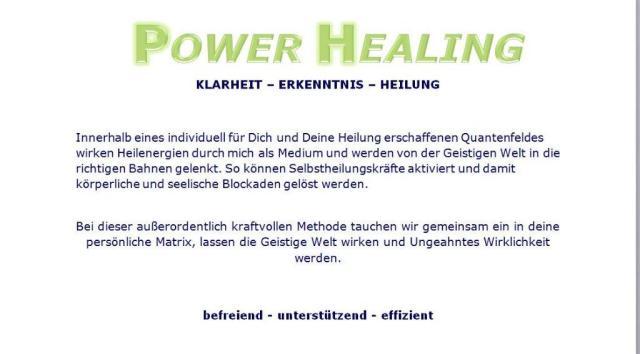 PowerHealing